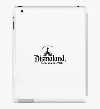 Dismaland - Banksy iPad Case/Skin