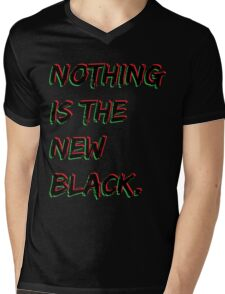 Nothing Is The New Black RBG Mens V-Neck T-Shirt