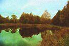 Autumn's mirror by steppeland