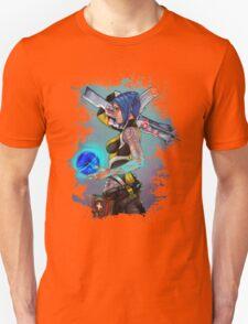 Borderlands 2 Maya the Siren Splatter Tee Unisex T-Shirt