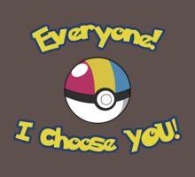 Parody: I Choose Everyone! (Pansexual) by Delia Gonzales
