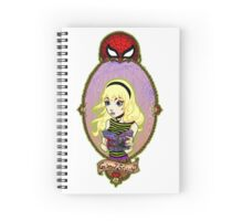 """The Loves of Peter Parker"" Spiral Notebook"