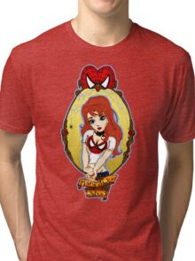 """The Loves of Peter Parker"" Tri-blend T-Shirt"