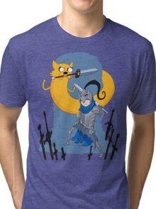 Adventure Souls Tri-blend T-Shirt