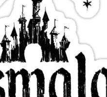 Dismaland - Banksy! Sticker