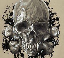 Death's Head by Brent Schreiber