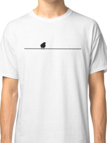 Bird on Wire Classic T-Shirt