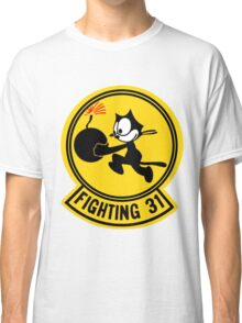 Fighting 31 - Tomcatters Classic T-Shirt