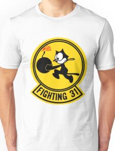 Fighting 31 - Tomcatters Unisex T-Shirt