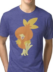 Simplified Torchic Tri-blend T-Shirt