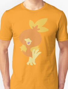 Simplified Torchic Unisex T-Shirt