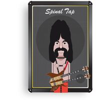 This Is Spinal Tap. Derek Smalls. Canvas Print