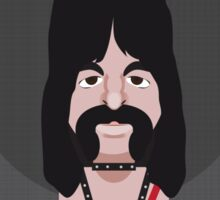 This Is Spinal Tap. Derek Smalls. Sticker