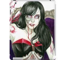 Jezebel in Hell iPad Case/Skin
