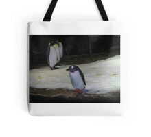 Pick up a Penguin Tote Bag