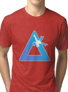 Latias logo Tri-blend T-Shirt