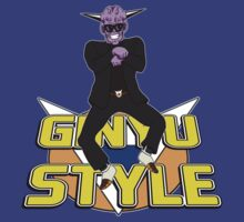 Ginyu Style: Part 1 by SiriusLee