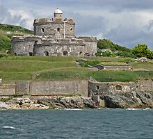 St Mawes Castle by David Workman