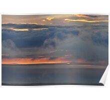 Sunset on Ireland's Atlantic coast - III Poster