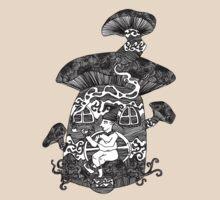 The Smoking Gnome by Octavio Velazquez