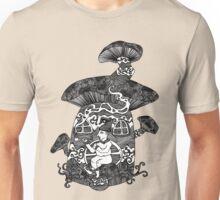 The Smoking Gnome Unisex T-Shirt