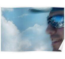 Blueboy in Wonderland Poster