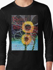 Flowers Wilt Long Sleeve T-Shirt