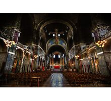 Westminster Cathedral - The Nave Photographic Print