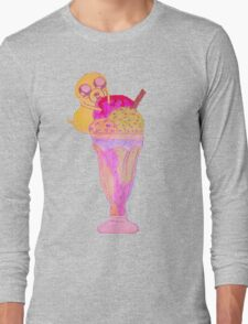 Jake's Gelato Long Sleeve T-Shirt