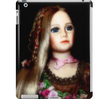 O, You Beautiful Doll iPad Case/Skin