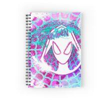 Lovely Neighborhood Spider-Gwen Spiral Notebook