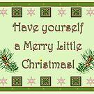 Merry Little Christmas by bicyclegirl