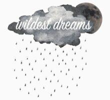 Wildest Dreams - rain Baby Tee