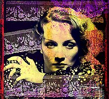 Misterious Marlene... Divine Dietrich by PrivateVices