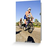 clearwater ironman 2010 Greeting Card