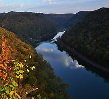 Waterway in WV by Dennis Rubin IPA