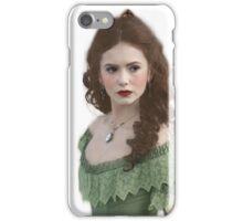 Katherine Petrova/Nina Dobrev iPhone Case/Skin