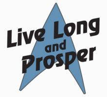 Live Long and Prosper by ImagineThatNYC