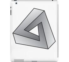 Mobius Triangle (Angular) iPad Case/Skin