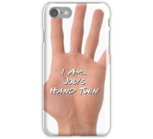 hand twin iPhone Case/Skin