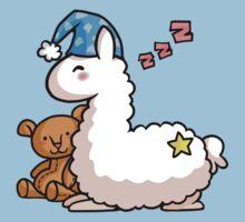 Blue Pajama Llama by YamPuff
