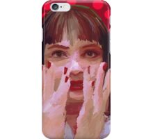 Powder Room iPhone Case/Skin