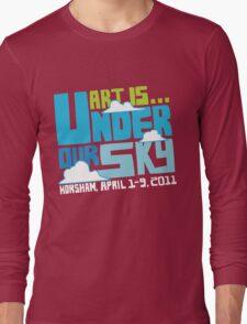 Art Is 2011 festival tshirt Long Sleeve T-Shirt
