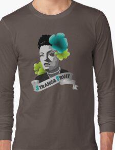 Billie Holiday Long Sleeve T-Shirt