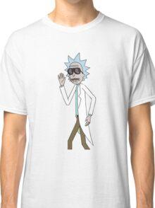 Rick and Morty-- Cool Rick Classic T-Shirt