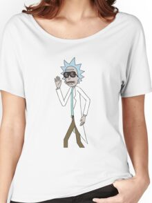 Rick and Morty-- Cool Rick Women's Relaxed Fit T-Shirt