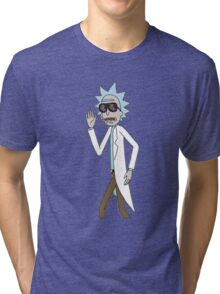 Rick and Morty-- Cool Rick Tri-blend T-Shirt