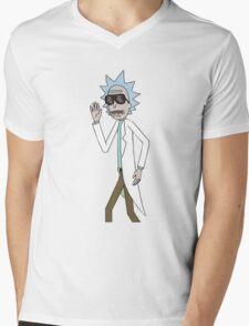 Rick and Morty-- Cool Rick Mens V-Neck T-Shirt