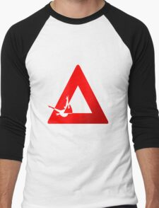 Latios Logo Men's Baseball ¾ T-Shirt