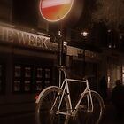 Bicycle Parking ?? by Karen Martin IPA